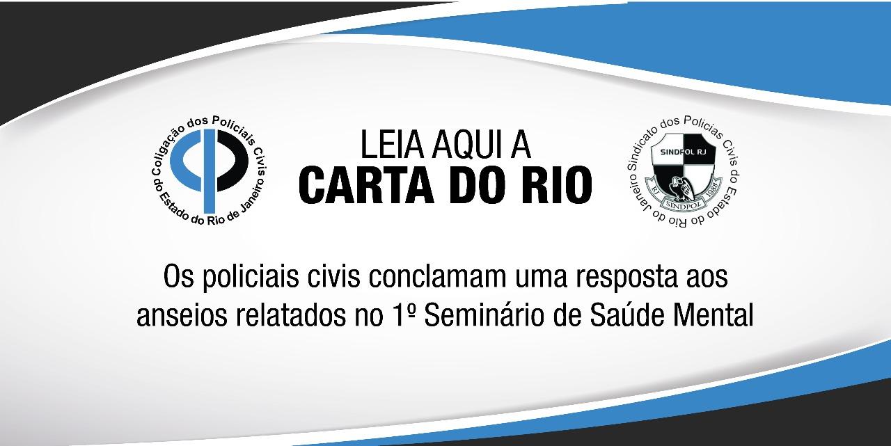 SINDPOL CARTA DO RIO