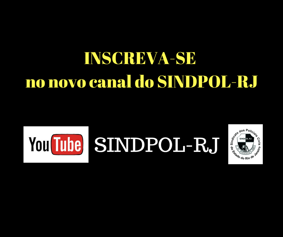 Inscreva-se no novo canal do