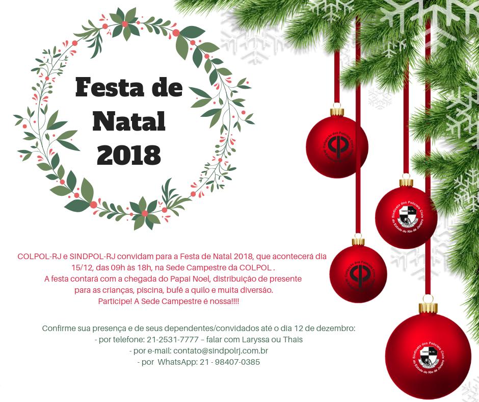 Festa de Natal 2018 (1)