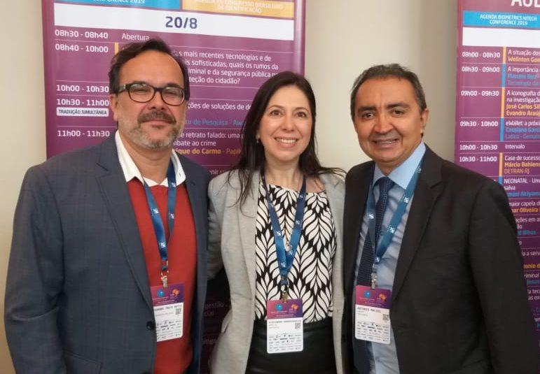 Alexandre Trece, Presidente da APPOL-RJ e Antônio Maciel Aguiar Filho, Presidente da FENAPPI