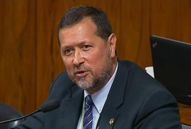 Presidente da COBRAPO, André Gutierrez